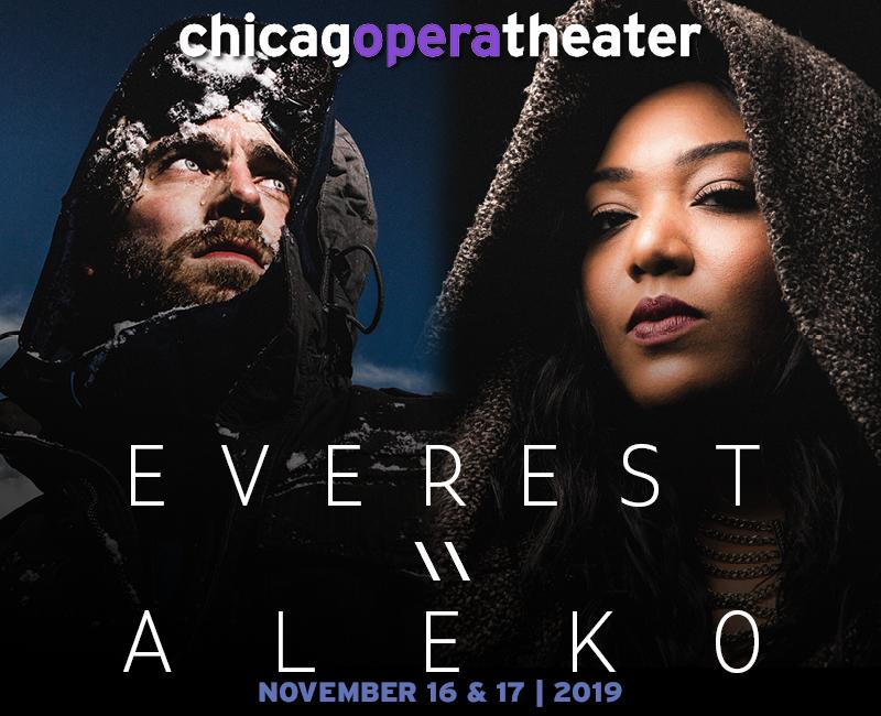 Chicago Opera Theater and Apollo collaboration