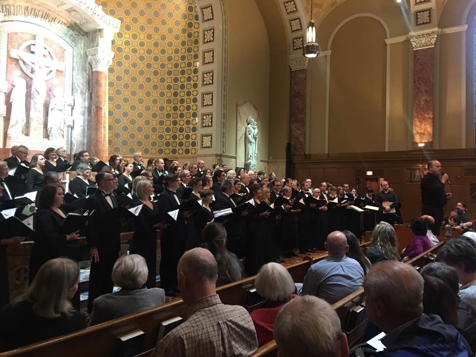 Apollo Chorus, Nov. 2019